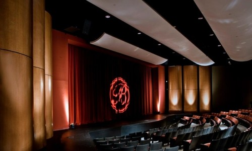 The Berman Center for Performing Arts Interior