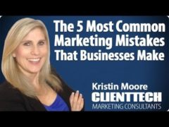Discover the 5 Most Common Marketing Mistakes and How to Avoid Them