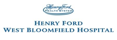 Henry Ford West Bloomfield Hospital Supports