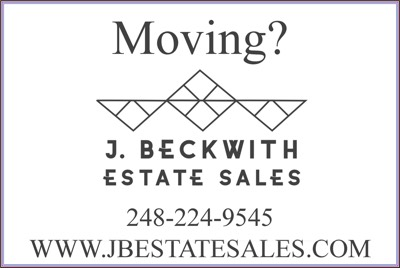 J Beckwith Estate Sales